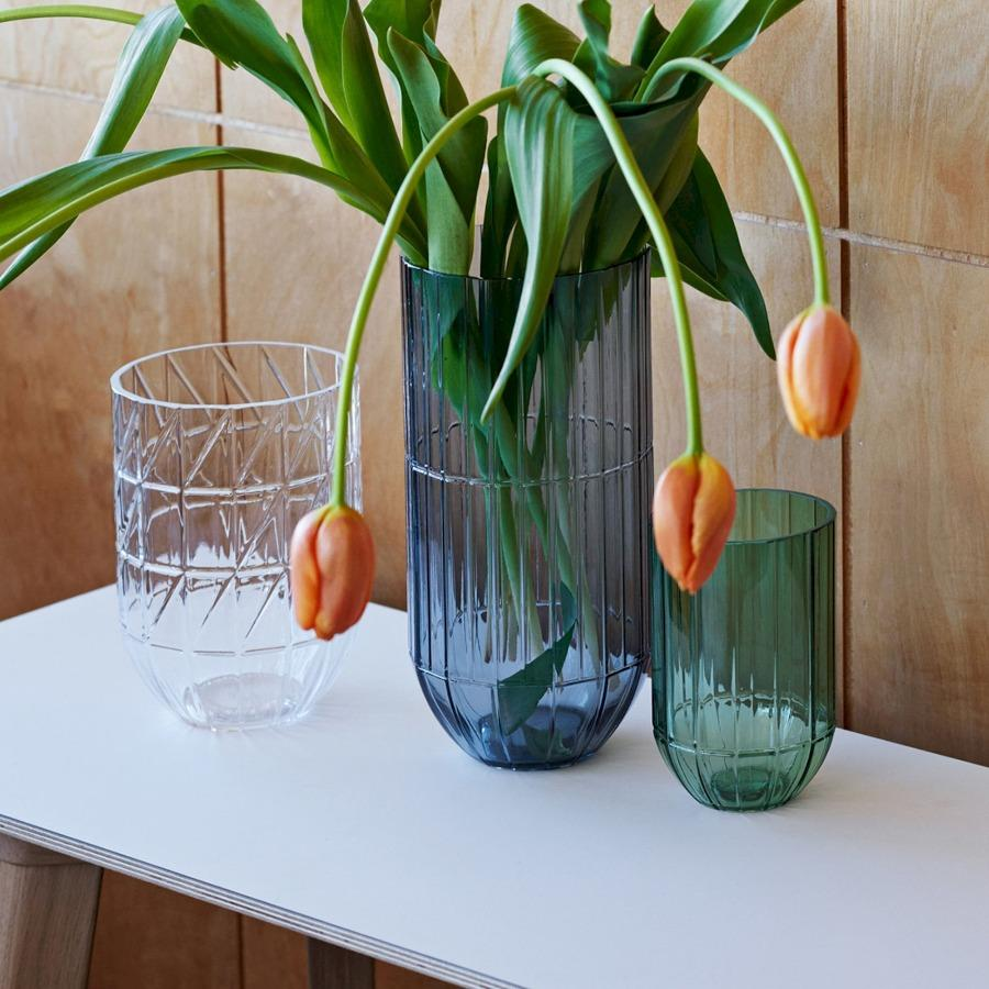 Colour Vase in Blue by HAY (PRE-ORDER Early October) - THE PLANT SOCIETY ONLINE OUTPOST
