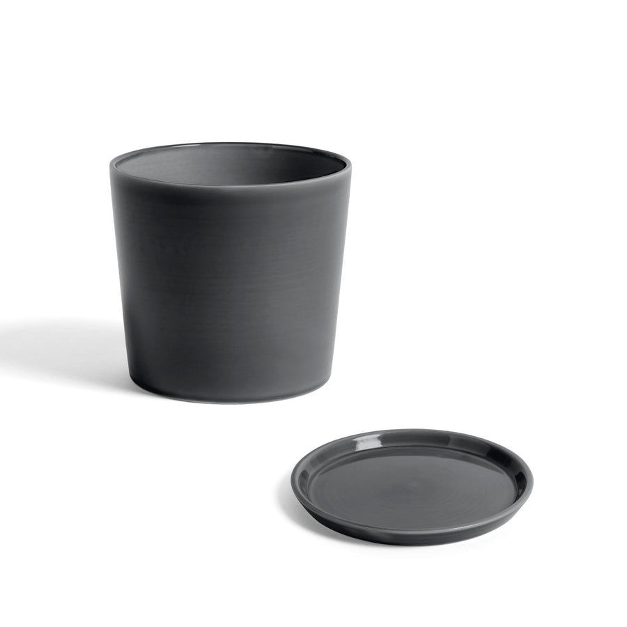 Botanical Family Pot in Anthracite by HAY (PRE-ORDER Early October) - THE PLANT SOCIETY ONLINE OUTPOST