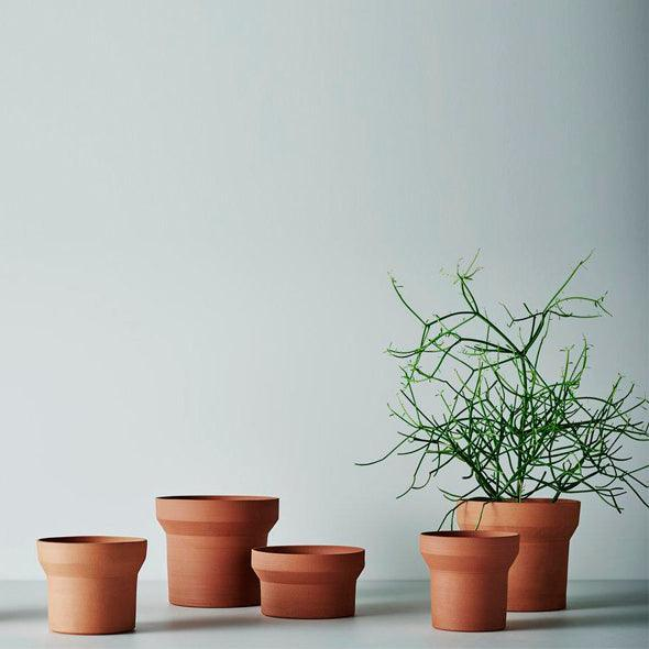 Funnel Planter by Anchor Ceramics