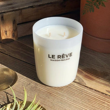 Maison Balzac La Rêve Candle - THE PLANT SOCIETY ONLINE OUTPOST