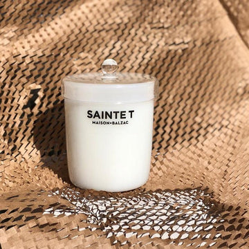 Sainte T Candle by Maison Balzac & Doctor Cooper