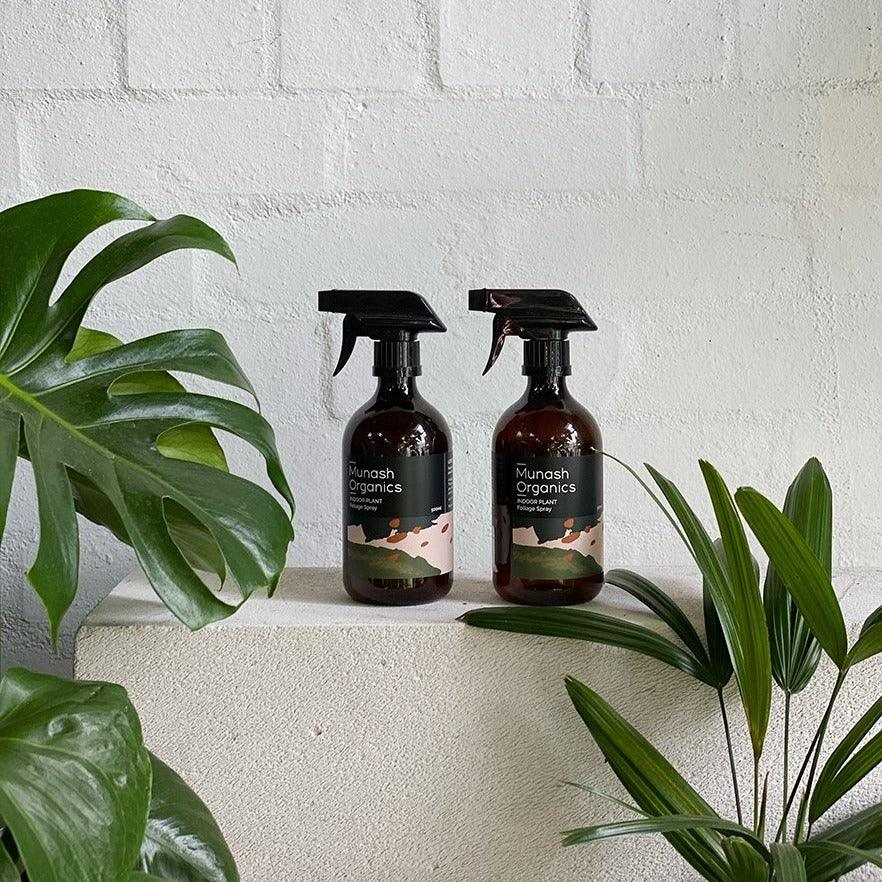 Indoor Plant Foliage Spray by Munash Organics