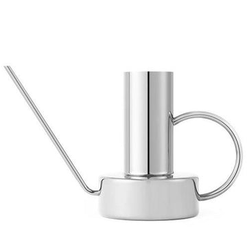 Divan Watering Can 2.5L Stainless Steel by Normann Copenhagen - THE PLANT SOCIETY ONLINE OUTPOST
