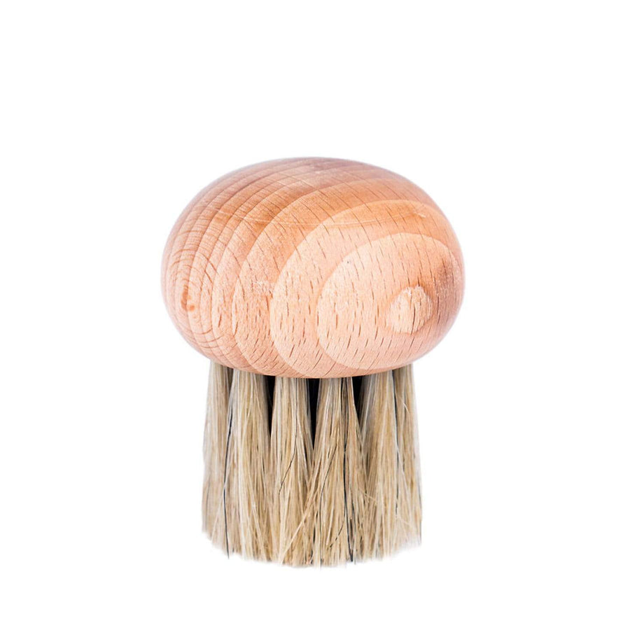 Mushroom Brush by Redecker - THE PLANT SOCIETY ONLINE OUTPOST