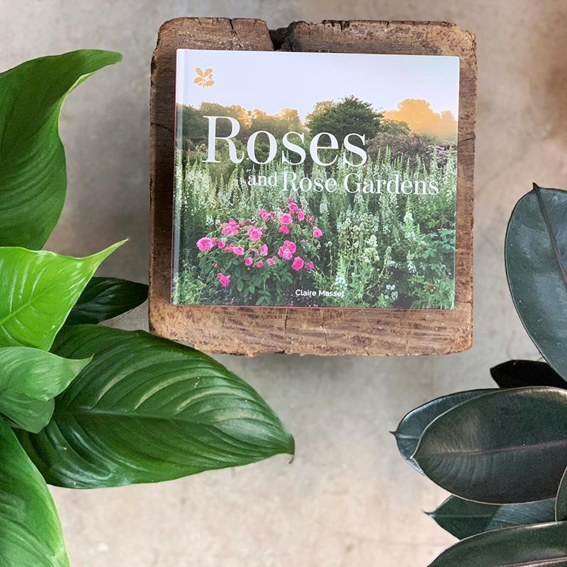 Roses and Rose Gardens by Claire Masset - THE PLANT SOCIETY ONLINE OUTPOST