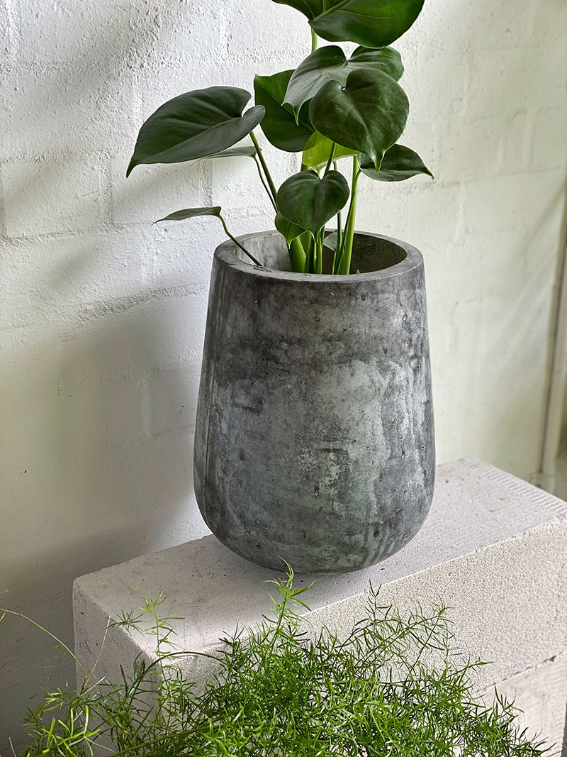 Tear Drop Planter - THE PLANT SOCIETY ONLINE OUTPOST