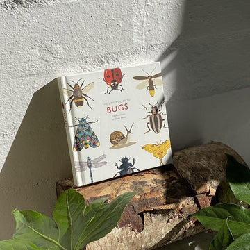 The Little Guide To Bugs by Alison Davies & Tom Frost - THE PLANT SOCIETY ONLINE OUTPOST