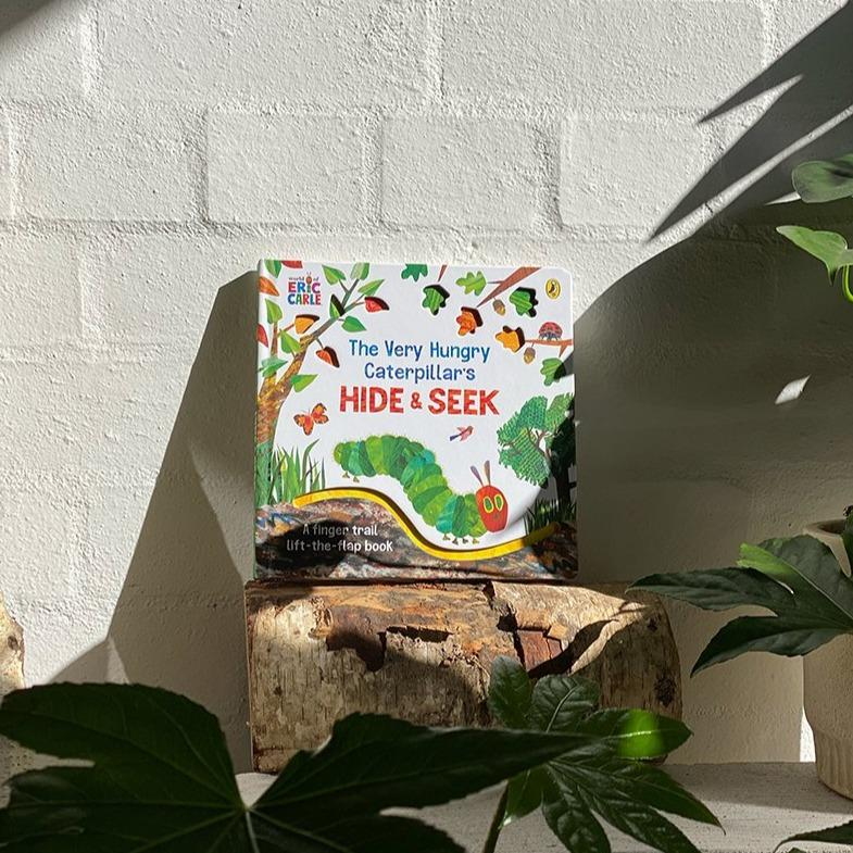 The Very Hungry Caterpillar's Hide & Seek by Eric Carle - THE PLANT SOCIETY ONLINE OUTPOST