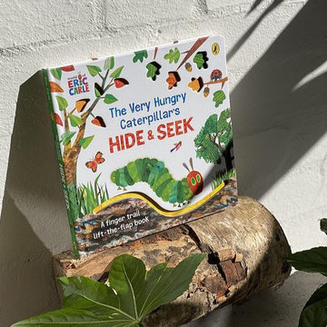 The Very Hungry Caterpillar's Hide & Seek by Eric Carle