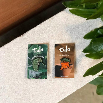 Houseplant Pins by Tula House