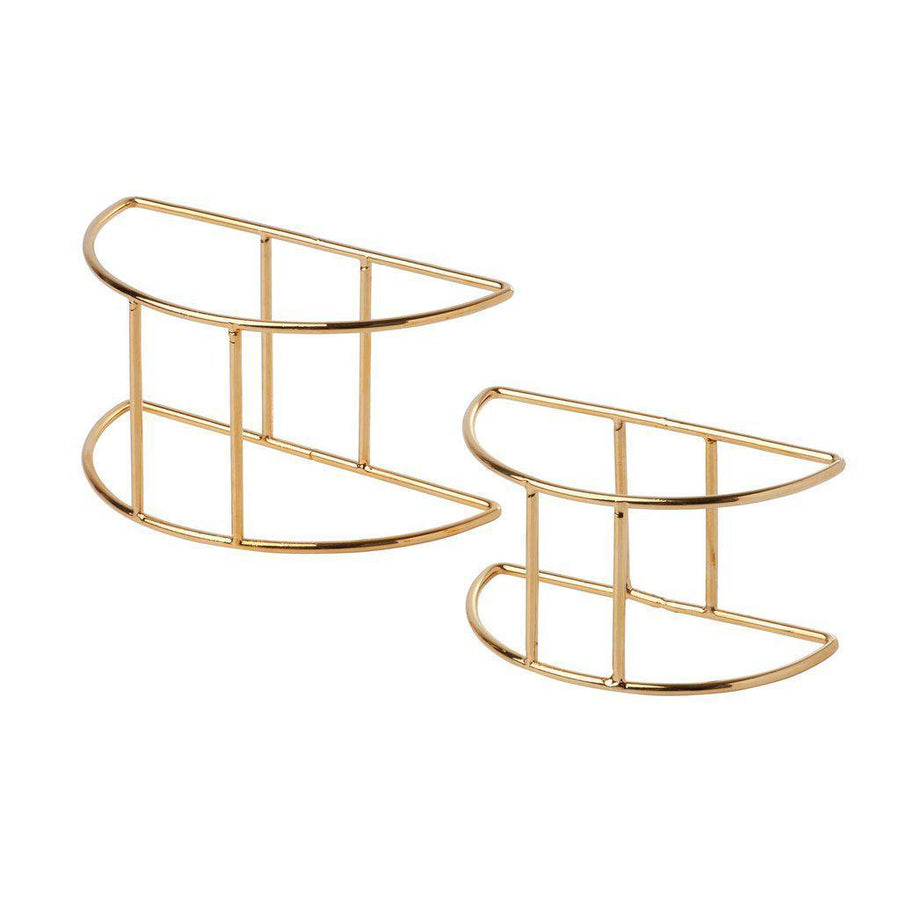 Brass Taco Stand by Ivy Muse