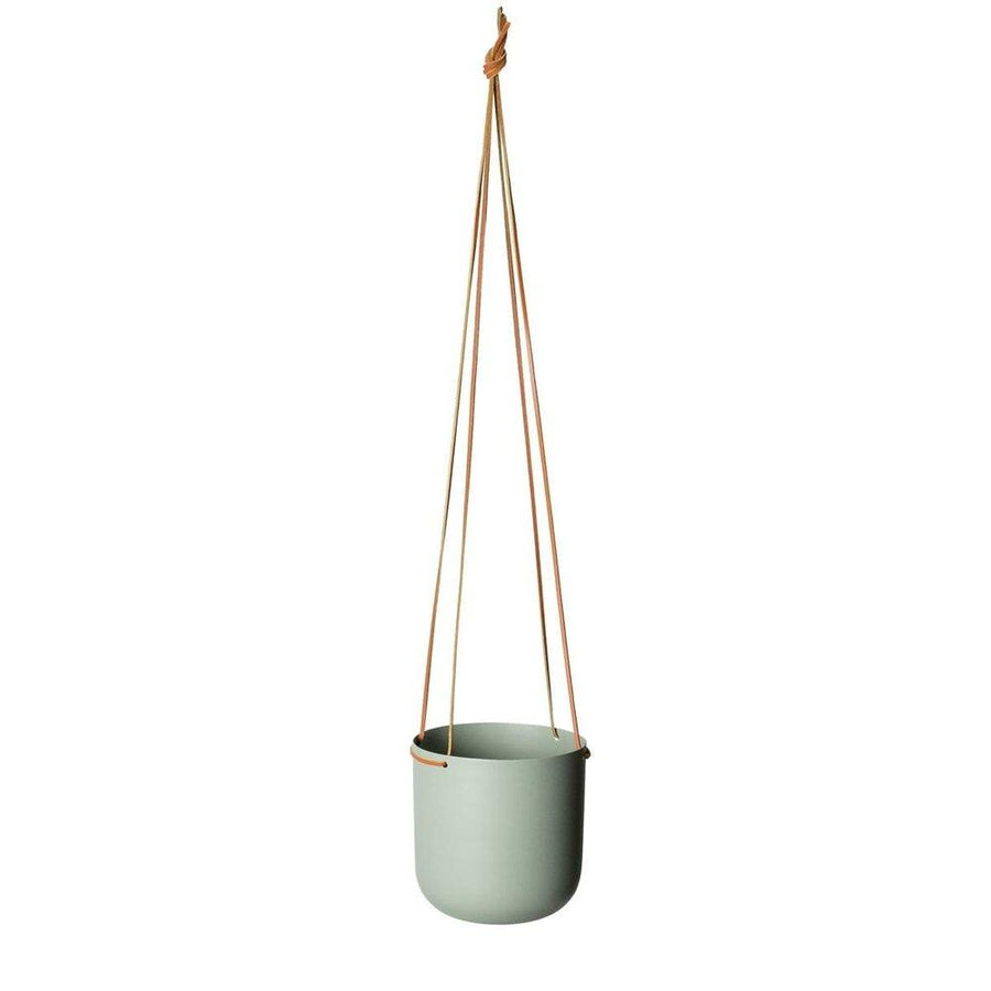 Hanging Planter Sage by Lightly Design