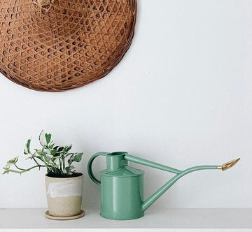 Metal Watering Can by Haws