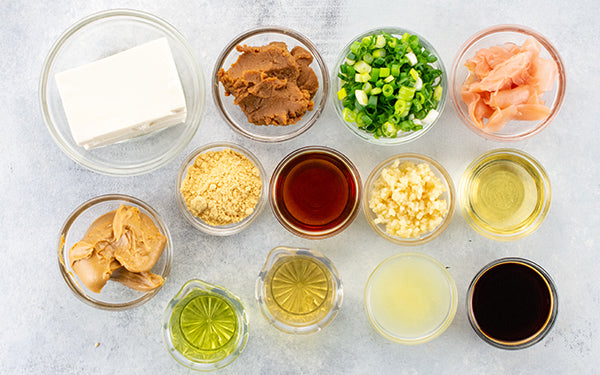 Ingredients for Dressing