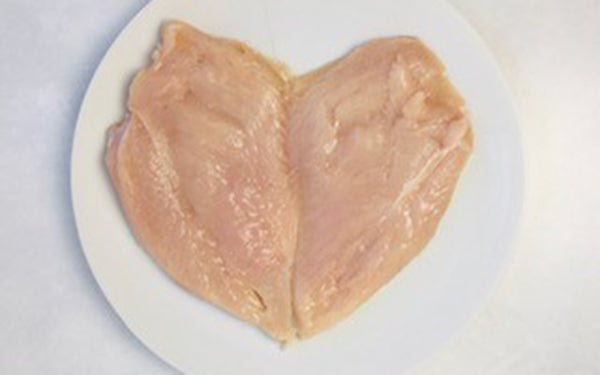 Image of butterflied chicken
