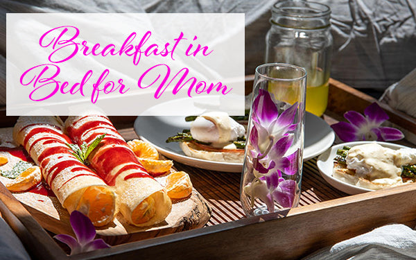 Image of Breakfast in Bed for Mom
