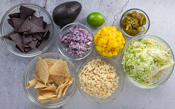 Ingredients for Taco Bell