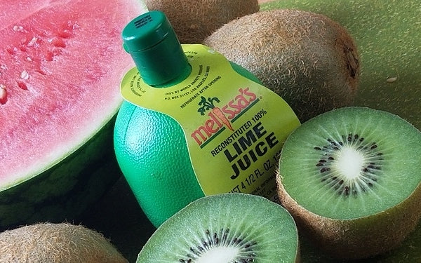 Ingredients for Watermelon-Kiwi Cooler Squares