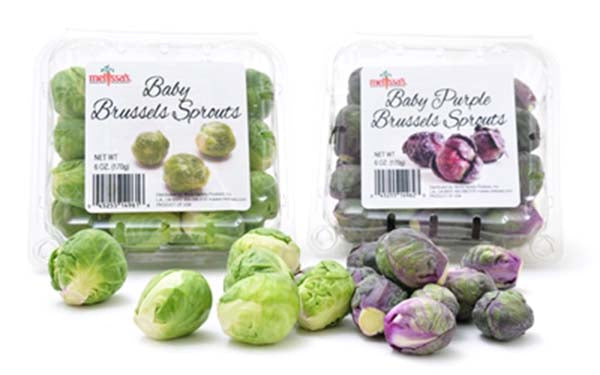 Image of Baby Brussels Sprouts