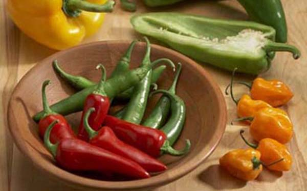 Variety Chile Peppers