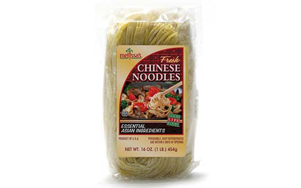 Fresh Chinese Noodles