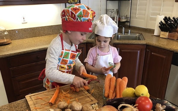 Cookin' with the Kids