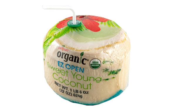 EZ Organic Sweet Young Coconut