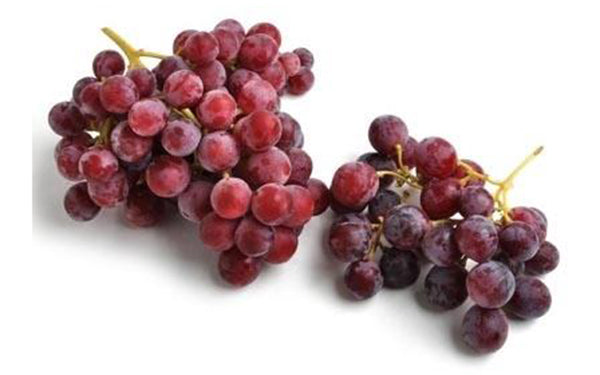 Organic Red Muscato Grapes