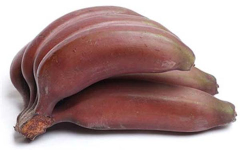 Image of Red Bananas