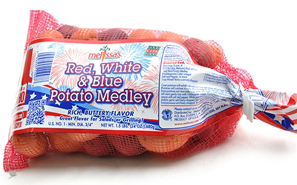 Red, White, and Blue Medley