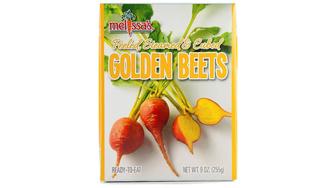 Peeled & Steamed Golden Beets