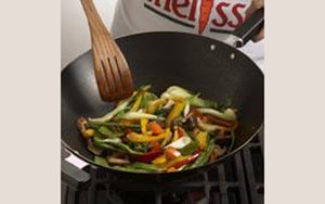Stir Frying Step 4
