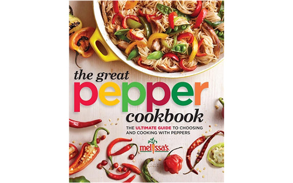 Image of The Great Pepper Cookbook