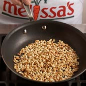 Toasting Pecans or Other Nuts