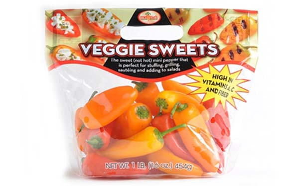 Veggies Sweet Mini Peppers