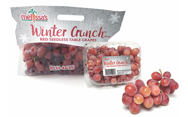 Winter Crunch Grapes
