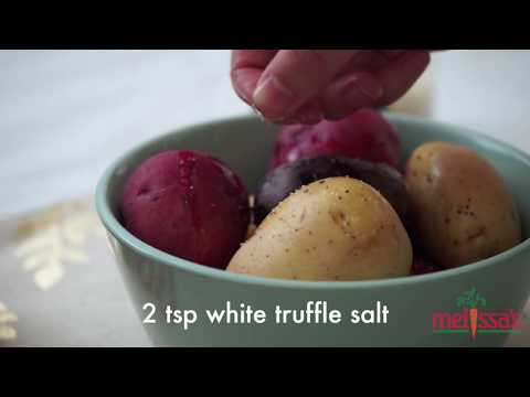 Gemstone Potato Recipe Video