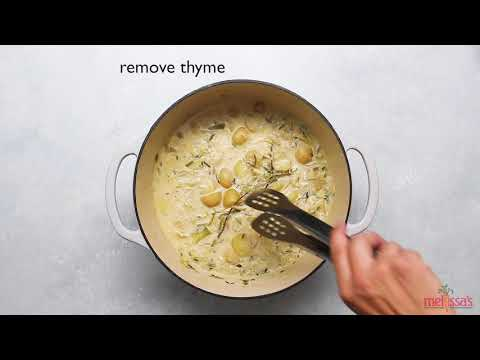 Easy Potato Leek Soup Recipe