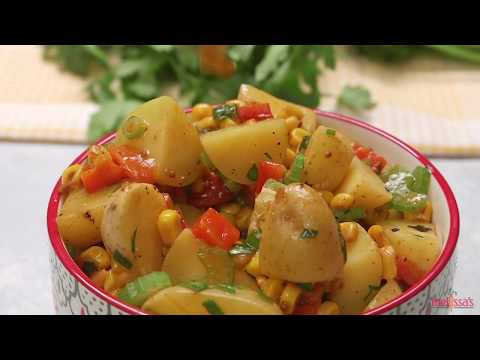 Best Potato Salad Recipe - Southwestern Edition