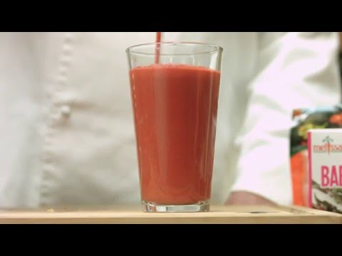3 Ingredient Beet Smoothie:  Beets, Citrus, Carrots