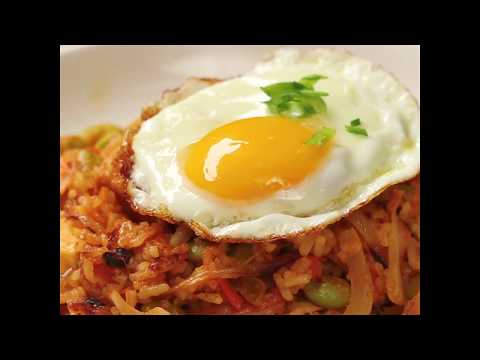 How To: Make Tofu Kimchi Fried Rice
