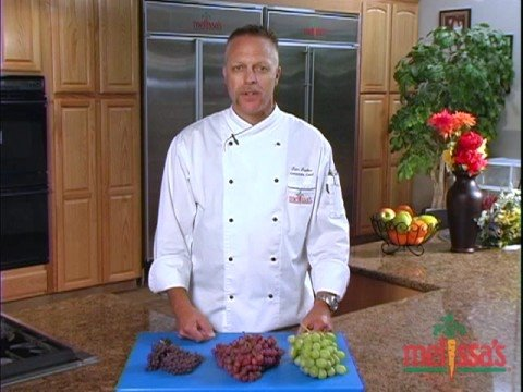 Melissa's Fresh Produce Tips - Grapes