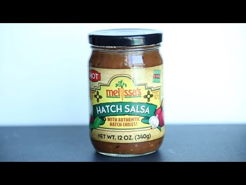 Hatch pepper salsa