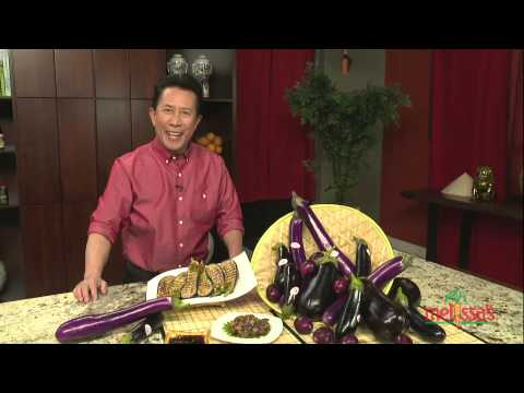 How to Cook Eggplant with Chef Martin Yan