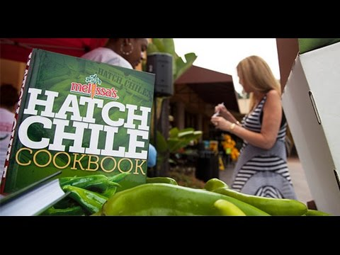 Hatch Chile Cookbook by Melissa's Produce