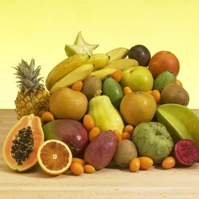 Image of  12 Month Subscription of Melissa's Exotic Fruit Gifts