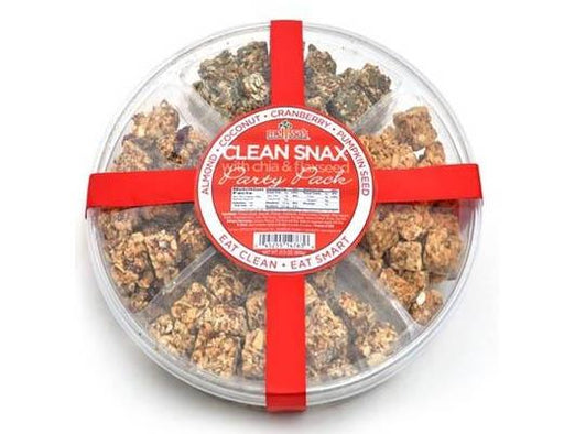 Image of  Clean Snax<sup>®</sup> Party Pack with Chia and Flaxseed Other