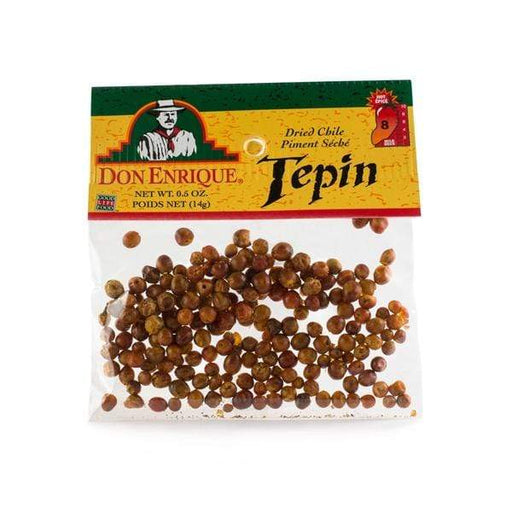 Image of  Dried Tepin Peppers (Chile Tepin - Don Enrique<sup>®</sup> Brand) Other