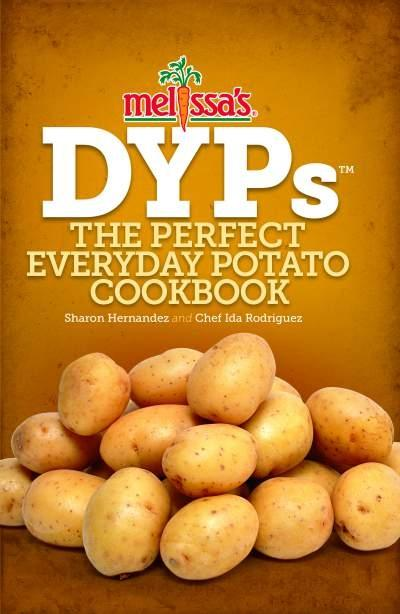 Image of  DYP's<sup>®</sup> The Perfect Everyday Potato Cookbook Gifts