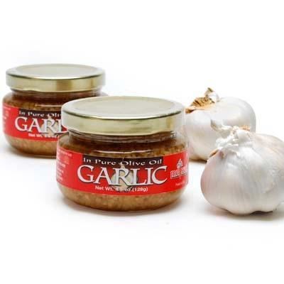 Image of  Garlic in Pure Olive Oil Vegetables